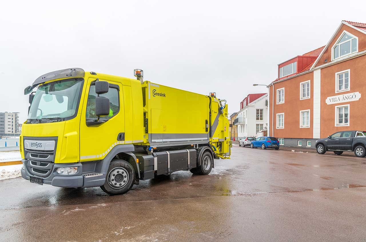 Geesinknorba waste management GEESINK MINI