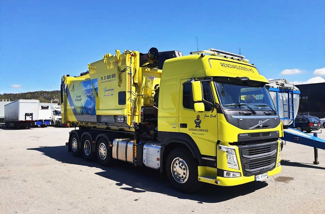 Geesinknorba waste management KIGGEN PTO