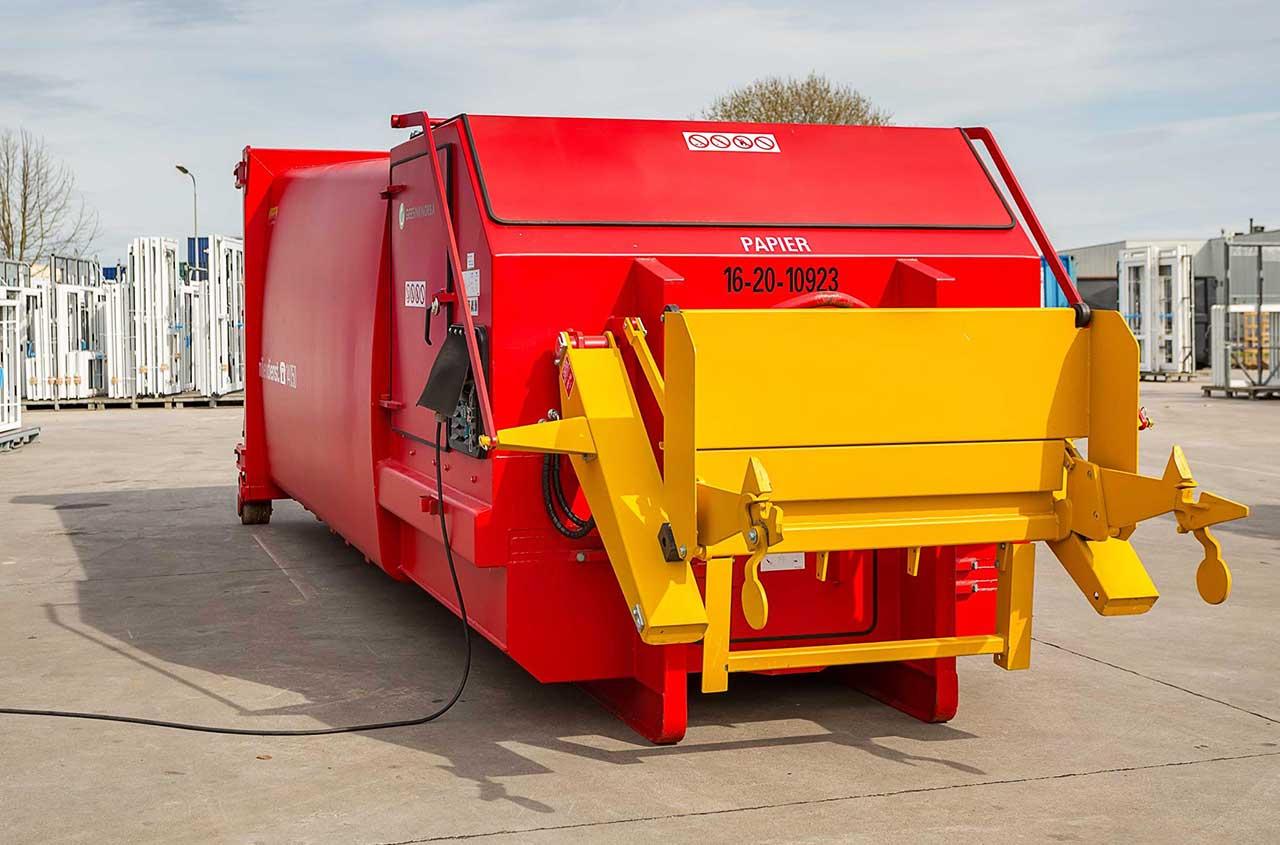 Geesinknorba waste management KIGGEN COMPACTOR