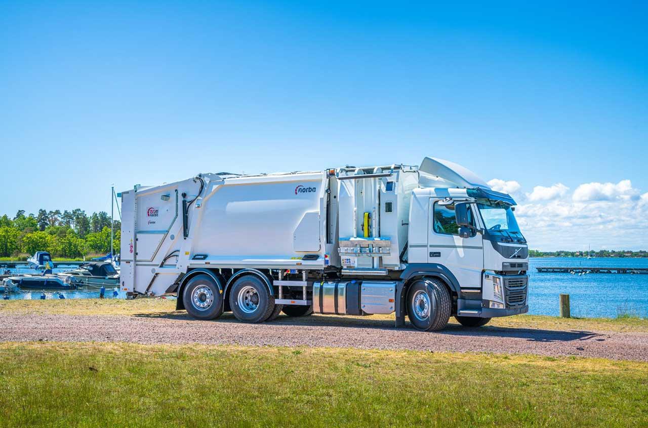 Geesinknorba waste management NORBA MULTI FRACTION