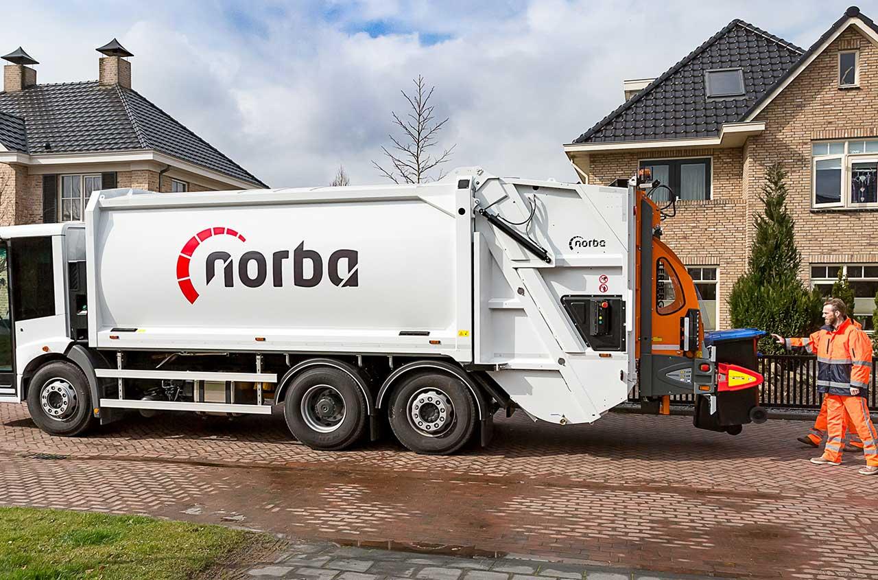 Geesinknorba waste management NORBA N4